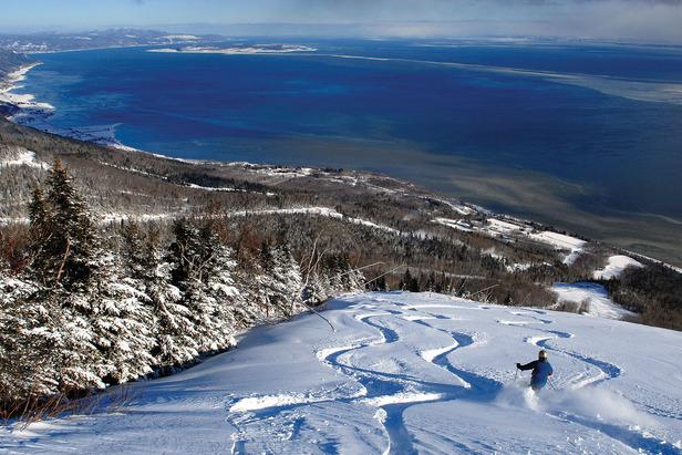Le ski alpin et la planche à neige pour les Montréalais sans voiture