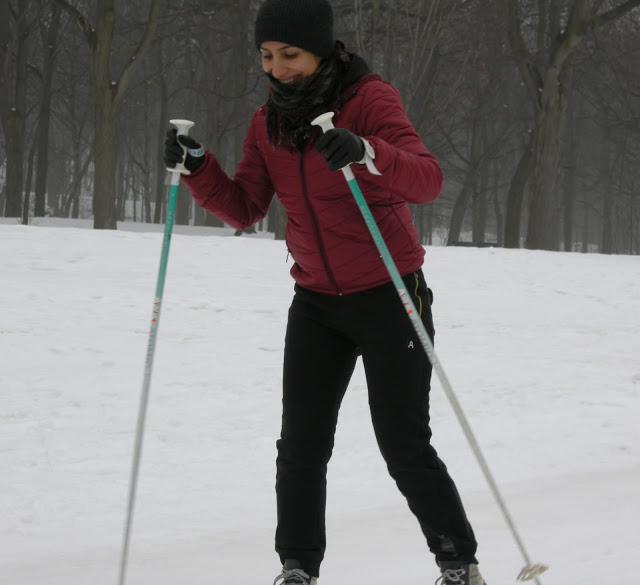 Introduction to Winter Sports >> Saturdays at 10 a.m.