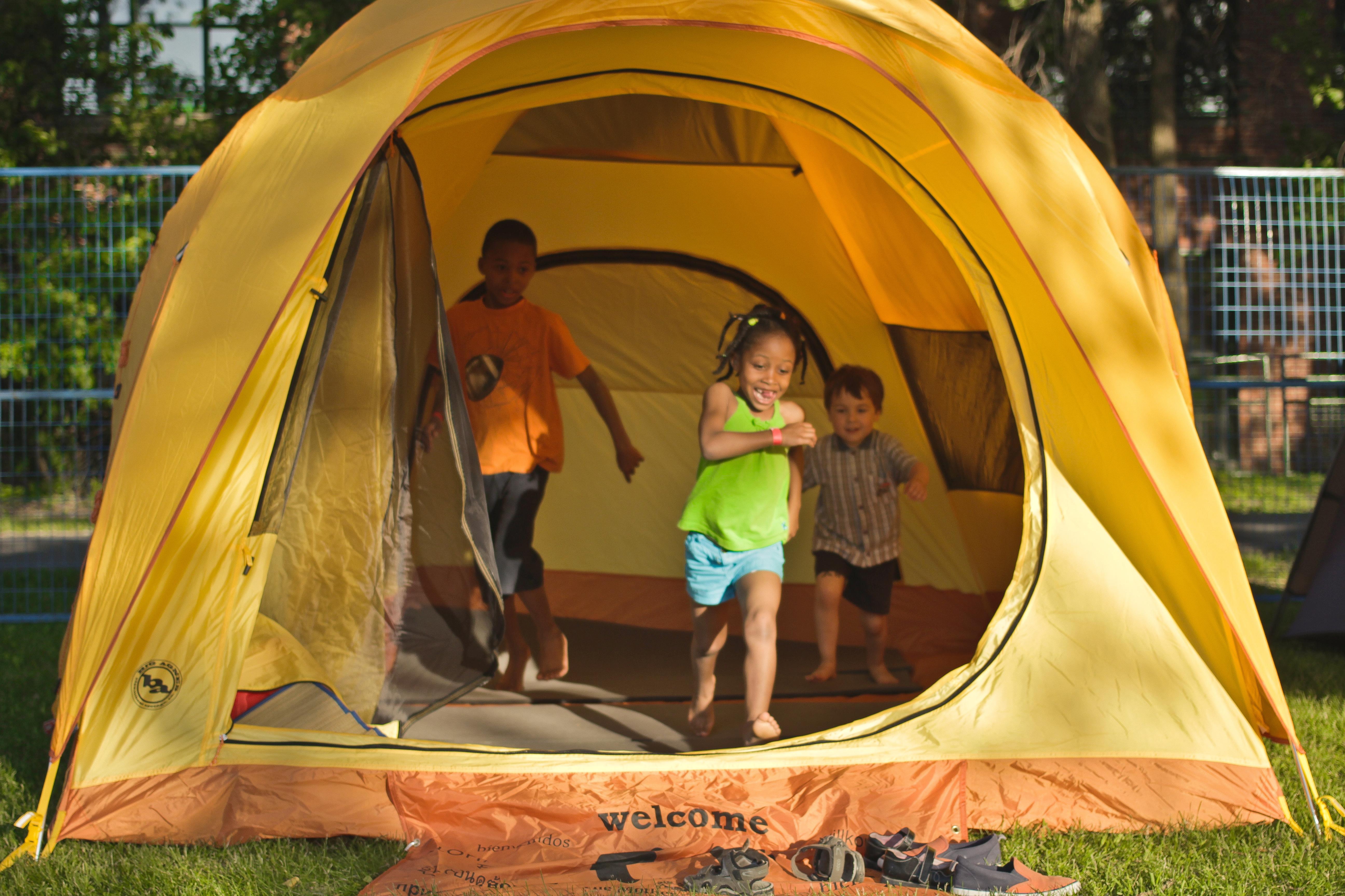 Initiation au camping à Montréal les 15-16 juin!
