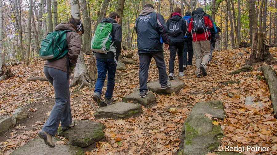 Intercultural Hiking Day - October 31st