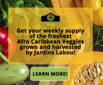 Afro-Caribbean-QC vegetable box DISCOUNT!