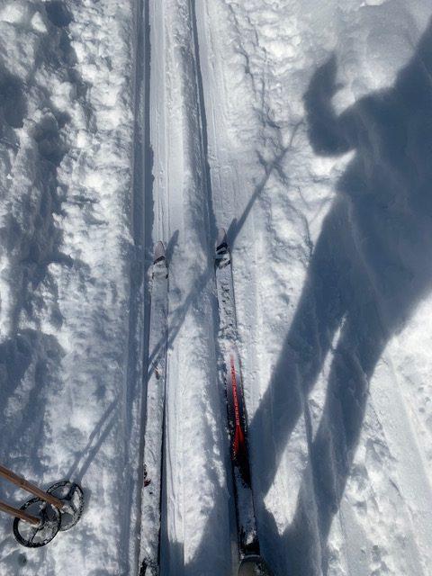 Les skis de Cendrillon
