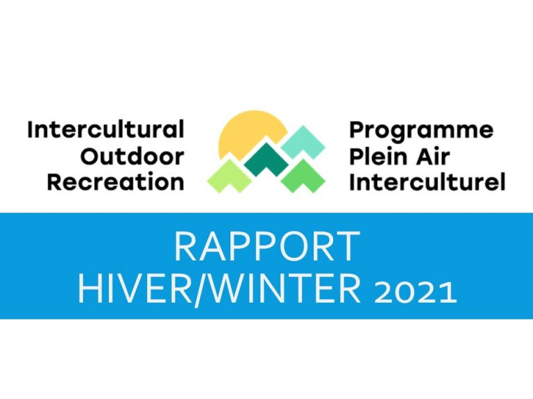 Rapport, hiver 2021