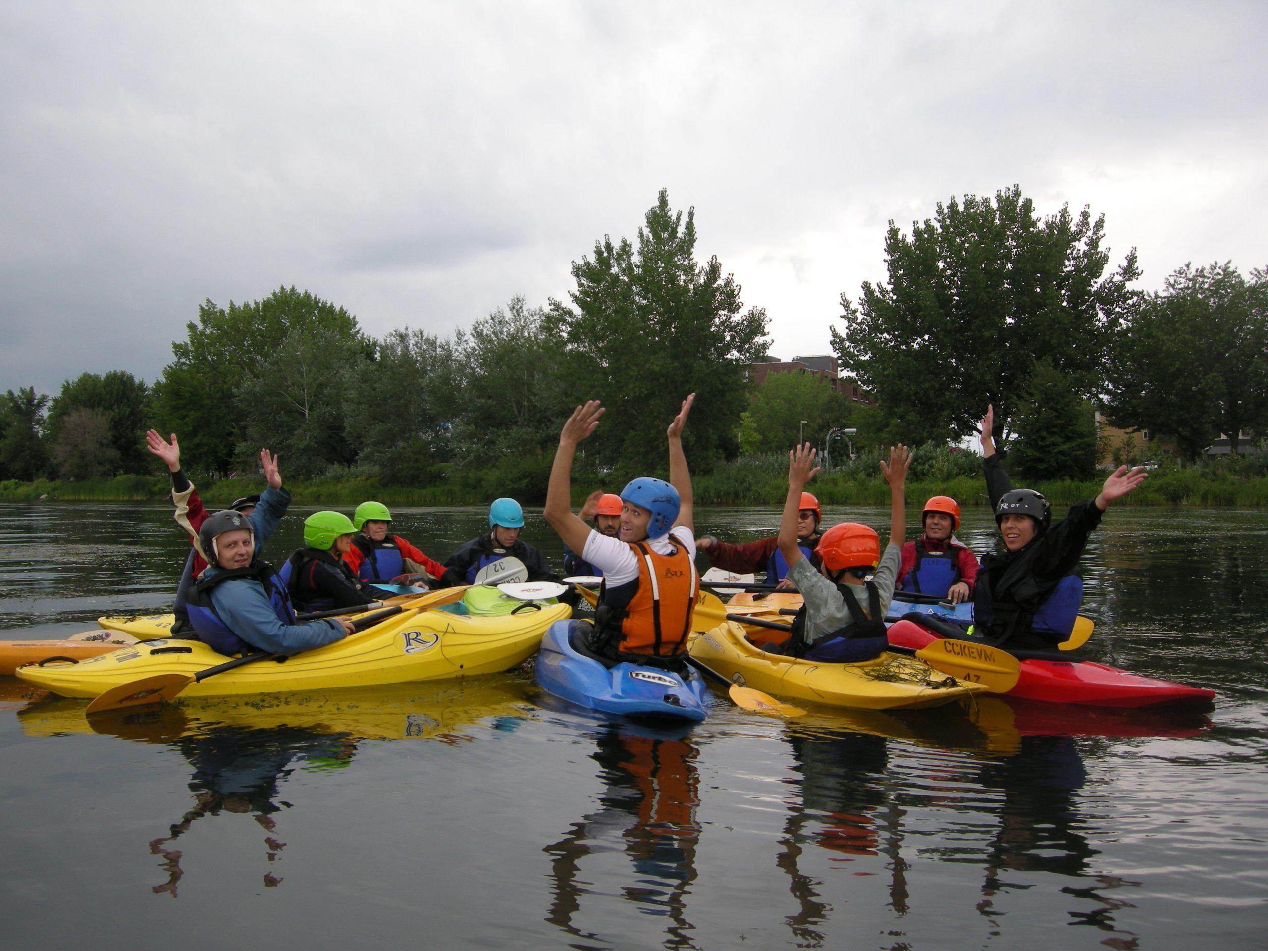 Atelier: les activités nautiques cet été - 18 juin