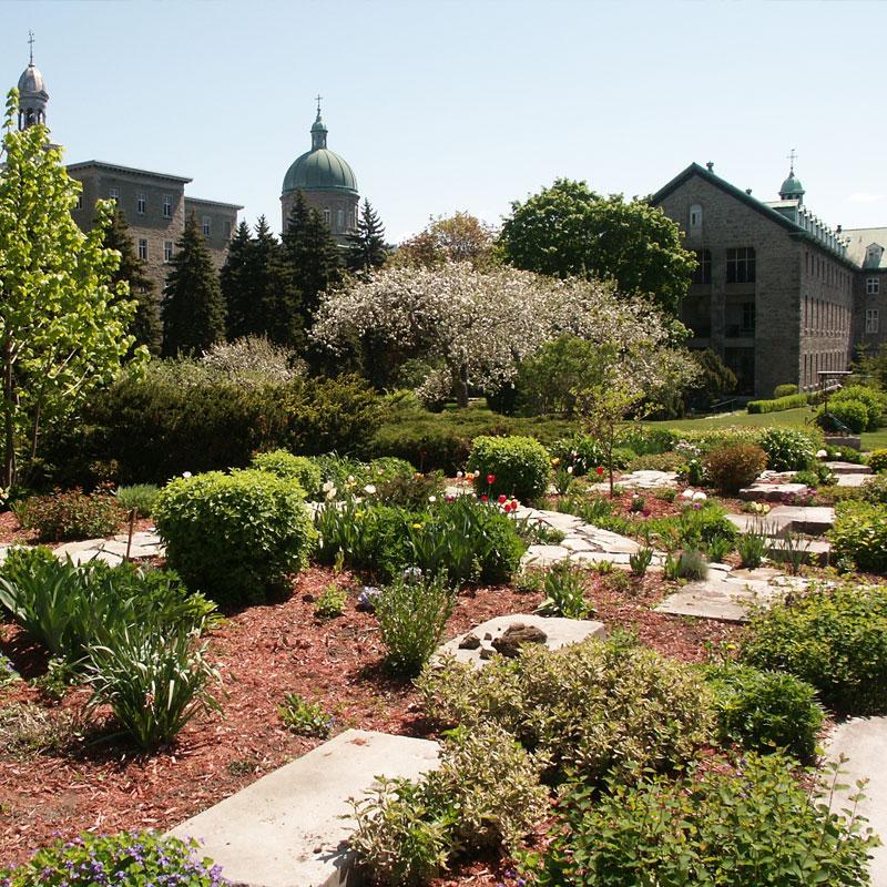 Visit a Secret Garden (Hospitalières) on August 13th
